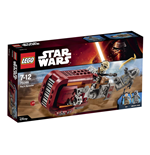 Lego 75099 - Star Wars - Rey's Speeder