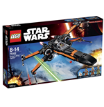 Lego 75102 - Star Wars - X-Wing Fighter Di Poe