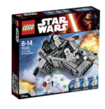 Lego 75100 - Star Wars - First Order Snowspeeder