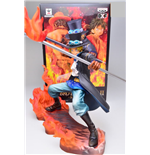 One Piece - Brotherhood II - Dx Figure Sabo (Altezza 17 Cm)