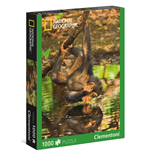 Puzzle - National Geographic 1000 Pz - Baby Scimpanze'