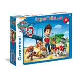 Paw Patrol - Puzzle Maxi 60 Pz - Ready For Action