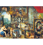 Puzzle - Museum Collection 3000 Pz - Jan Bruegel - Il Senso Della Vista
