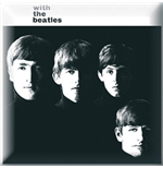 Beatles (The) - With The Beatles Album (Spilla Badge)