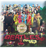 Beatles (The) - Sgt Pepper Album (Spilla Badge)