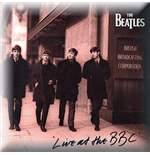 Beatles (The) - Live At The Bbc Album (Spilla Badge)
