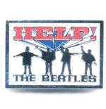 Beatles (The) - Help (Spilla Badge)