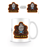 Tazza Star Wars Episode VII Millennium Falcon