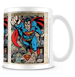 Superman - Montage (Tazza)