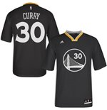 Maglia adidas Stephen Curry Golden State Warriors Slate Swingman Alternate
