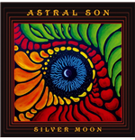 Vinile Astral Son - Silver Moon (silver/black)