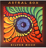 Vinile Astral Son - Silver Moon (Black Vinyl)