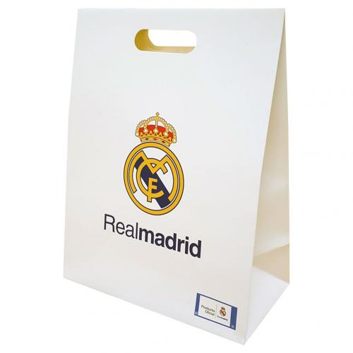 Busta regalo Real Madrid