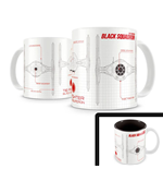 Tazza Star Wars Episode VII Black Squadron