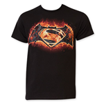 T-shirt / Maglietta Batman vs Superman da uomo