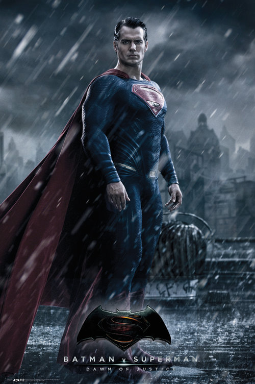 Poster Batman vs Superman 183010