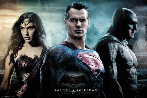 Poster Batman vs Superman 183016