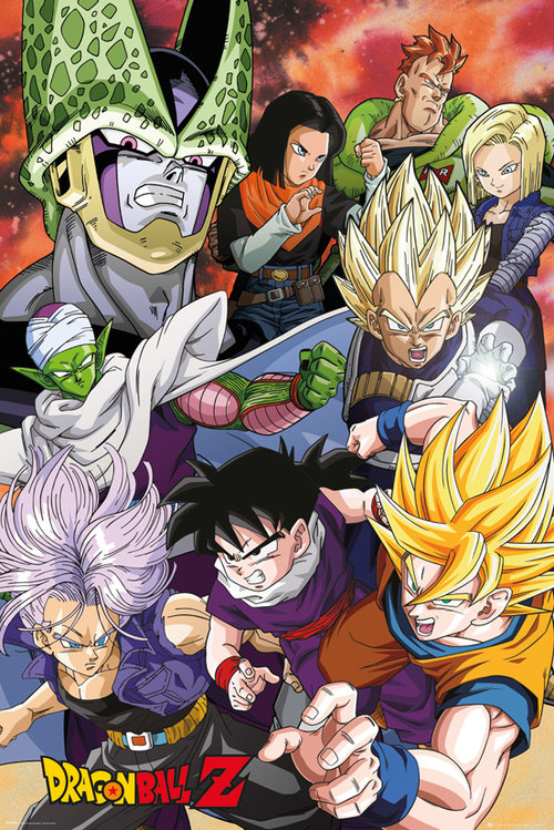 Poster Dragon ball 183022