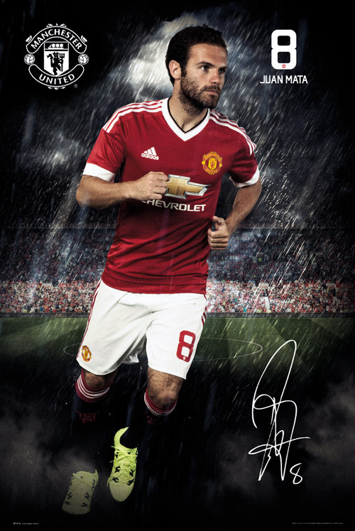 Poster Manchester United 183031