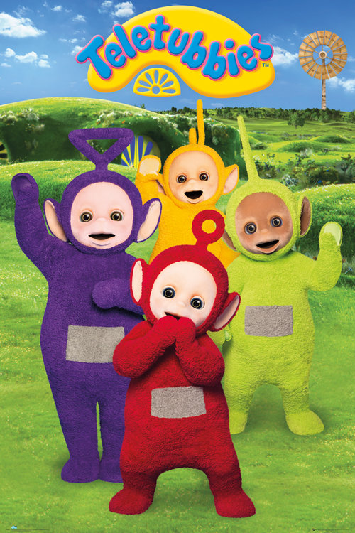 Poster Teletubbies 183038