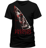 American Psycho - Bloody Knife (T-SHIRT Uomo )