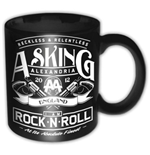 Asking Alexandria - Rock N' Roll (Tazza)