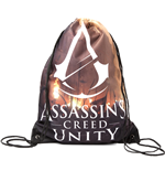 Assassin's Creed Unity Black Rue Rev (Borsa da Palestra)
