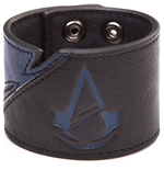 Assassin's Creed Unity Black Blue (Bracciale)