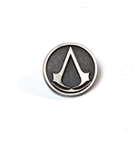 Assassin's Creed - Metal Round Pin With Logo (pins)