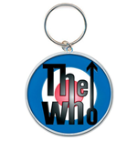 Who (The) - Target Logo (Portachiavi Metallo)