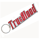 True Blood - Drink Logo (Portachiavi Metallo)