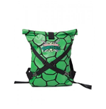 Teenage Mutant Ninja Turtles - Green Folded With Cross Strap (Zaino)