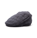 Free Authority - Charcoal Tonal Plaid (Cappellino 59cm)