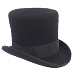 Free Authority - Black. Top Hat (cappellino)