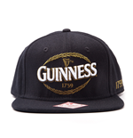 Guinness - Snapback With Logo (cappellino)