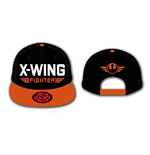 Star Wars - The Force Awakens - X-Wing Fighter Snapback Cap (Cappellino Unisex)