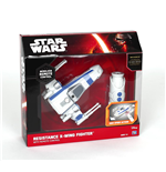 Star Wars - Episodio VII - X-Wing Simple Direct 15,5 Cm Infrarossi