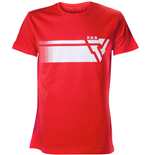 Killzone - Red Chest Logo (T-SHIRT Uomo )