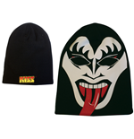 Kiss - Beanie The Demon German Logo (berretto)