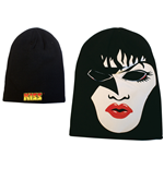Kiss - Beanie The Starchild German Logo (berretto)