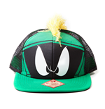 Looney Tunes - Face. Snap Back Trucker. Green (cappellino)