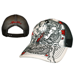 Miami Ink - Trucker Sumo Dragon Fight (cappellino)