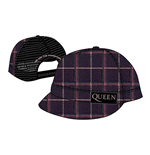 Queen - Pink Lady Newsboy Hat (cappellino)