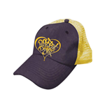 Pussycat Dolls - Purple/yellow Trucker Cap (cappellino)