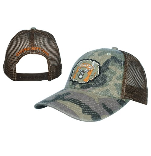 Fall Out Boy - Trucker + Camouflage (Cappellino)