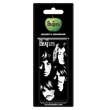 Beatles (The) - Illustrated Faces (Segnalibro Magnetico)