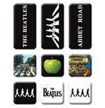 Beatles (The) - Abbey Road (Set 9 Magneti)