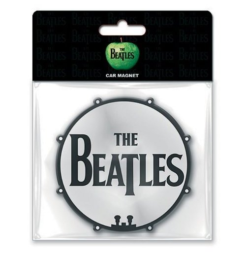 Beatles (The) - Drum Head (Magnete Gomma)