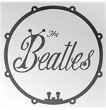 Beatles (The) - Bug Logo & Drum (Magnete)