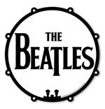 Beatles (The) - Drum (Tappetino Mouse)